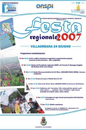 Festa Regionale Circoli ANSPI