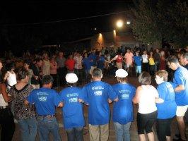 Festa dell'emigrato 2008: Ballo in piazza (vieni a vedere tutte le immagini della serata)