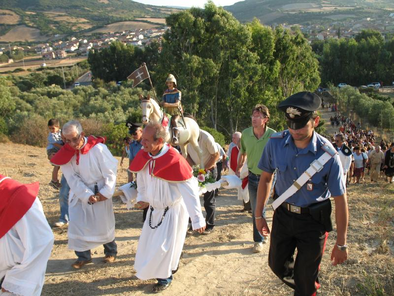Festeggiamenti in onore a San Crispo