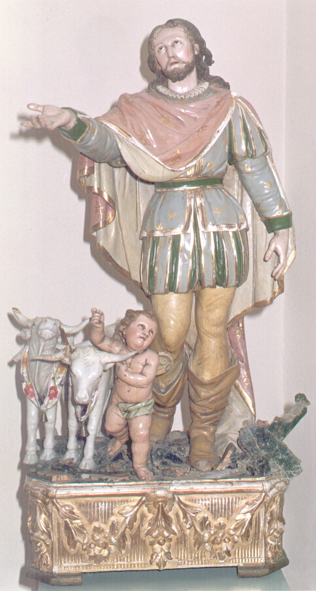 Statua di Sant'Isidoro