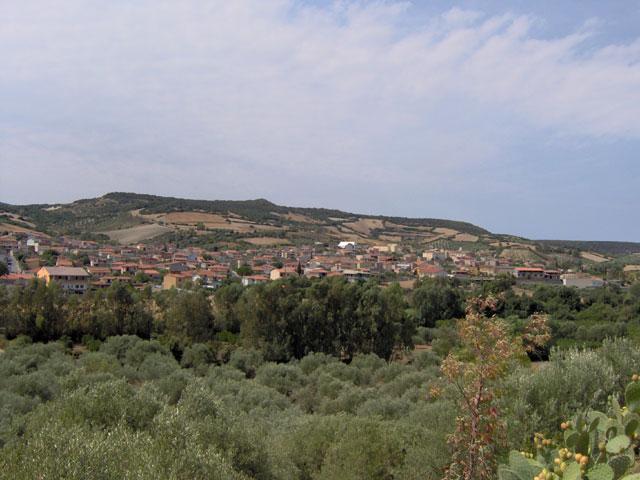 Vista dalla chiesa di San Crispo
