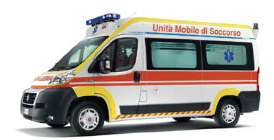 Nuova Ambulanza per il Soccorso Grighine