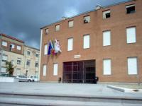 Piazza del Comune a Villaurbana