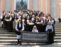 Gruppo Folk alla Sagra del Redentore
