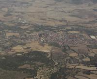 Villaurbana from the sky