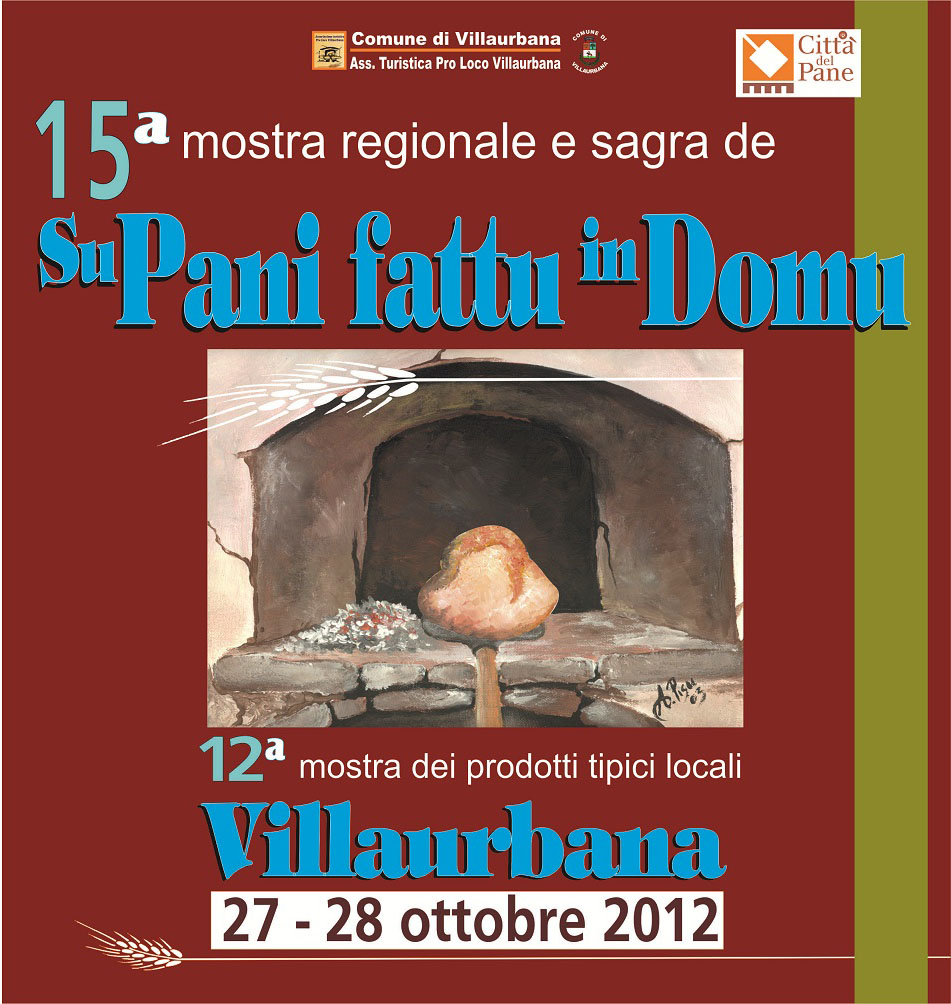 15a Sagra de Su Pani Fattu in Domu