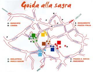Guida alla Sagra 2008 de Su Pani Fattu in domu