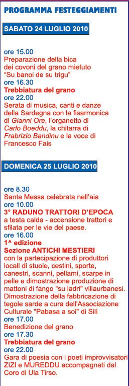 Programma Incungia 2010