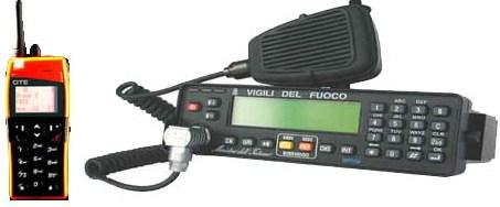 Portale Nazionale delle Telecomunicazioni VV.F. banner